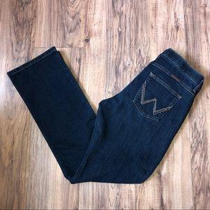 Wrangler Q Baby Bootcut Jeans